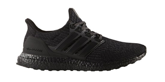 "Adidas Ultra Boost 3.0 ""Triple Black 2.0"""