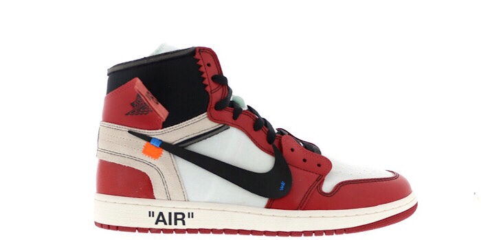 "new style 1a2aa e12fc Air Jordan Retro 1 High ""Off-White Chicago"""