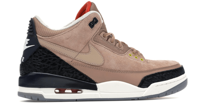 "Air Jordan Retro 3 ""JTH Bio Beige"""