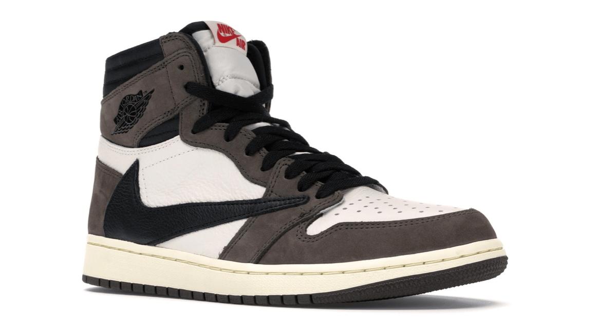 "best sneakers 7629c ae74b Air Jordan Retro 1 High ""Travis Scott"""