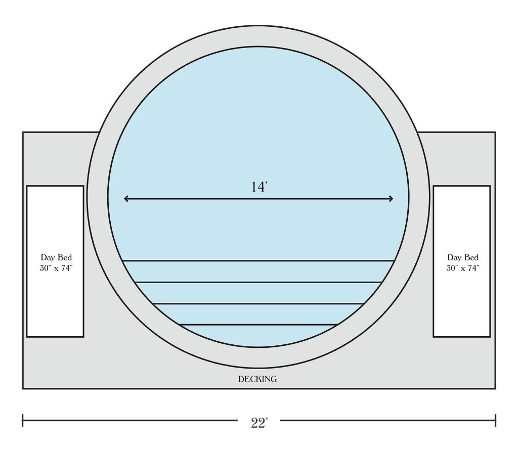 The Joshua Tree House Swimming Pool Design
