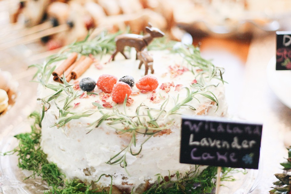 DIY Woodland Themed Baby Shower
