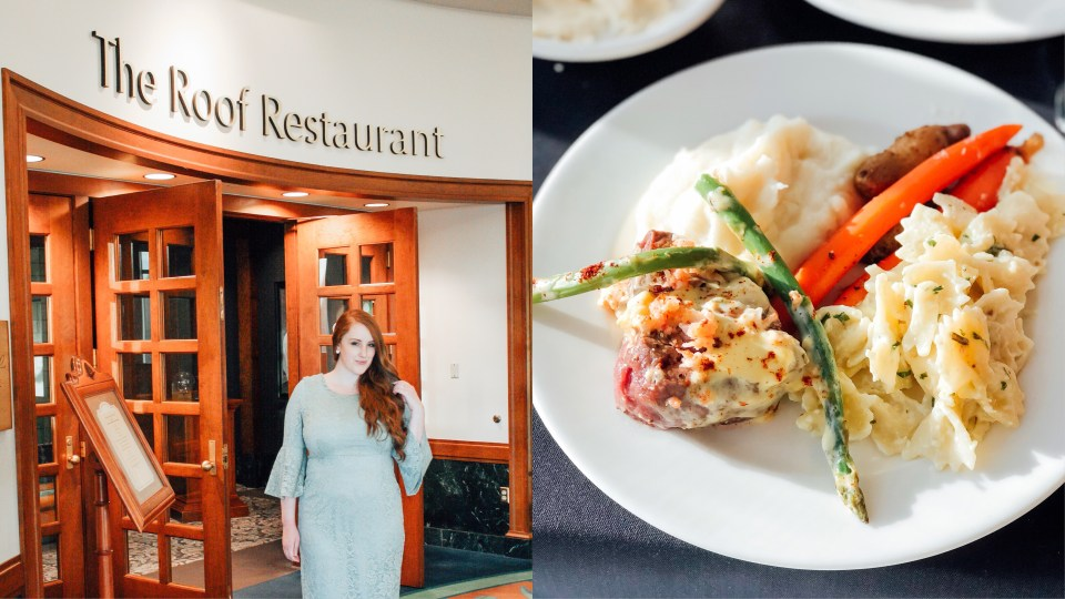 Must Do In Salt Lake City: Date Night At The Roof Restaurant on Temple Square