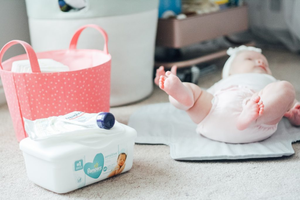 diaper changing station hack