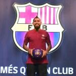 Arturo Vidal FCB