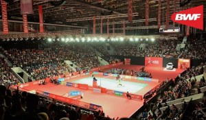 Indonesia Open 2019 (Venue)