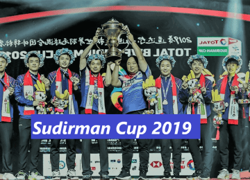 Sudirman Cup 2019 Finals