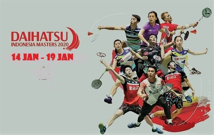 Indonesia Masters 2020 Gallery