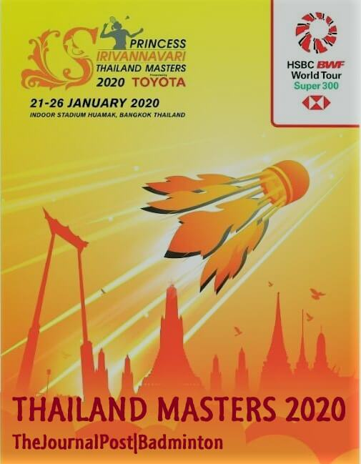 Thailand Masters 2020