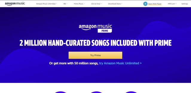 Amazon Prime Music Review