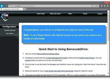 BarracudaDrive