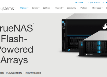 TRUENAS Review