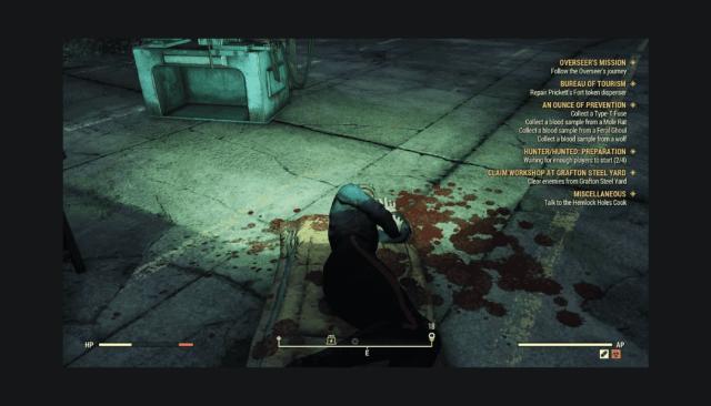 Fallout 76 PC 1.0.0.6 Patch