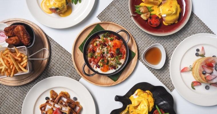 โรงแรมอัมรา กรุงเทพ เปิดตัวเมนูอาหารเช้าที่ให้บริการตลอดทั้งวัน