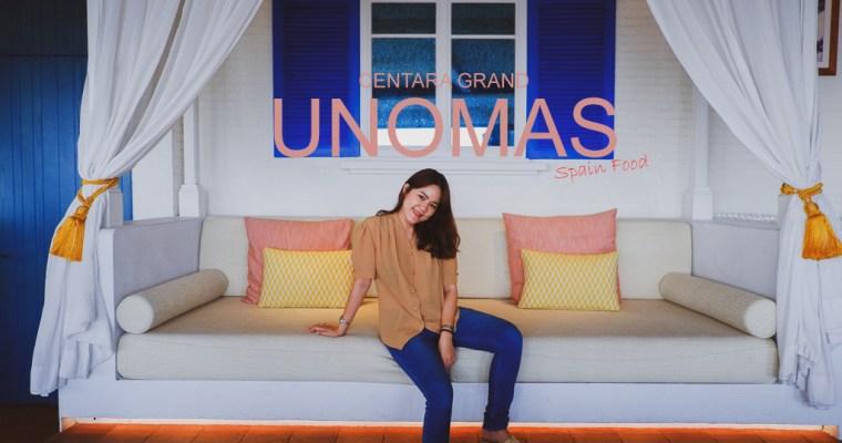 พาไปกินอาหารสเปน ที่ห้องอาหารอูโนมาส (Unomas) โรงแรมเซนทาราแกรนด์ฯ เซ็นทรัลเวิลด์