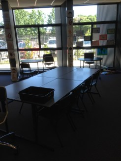 Tables for collaborative learning