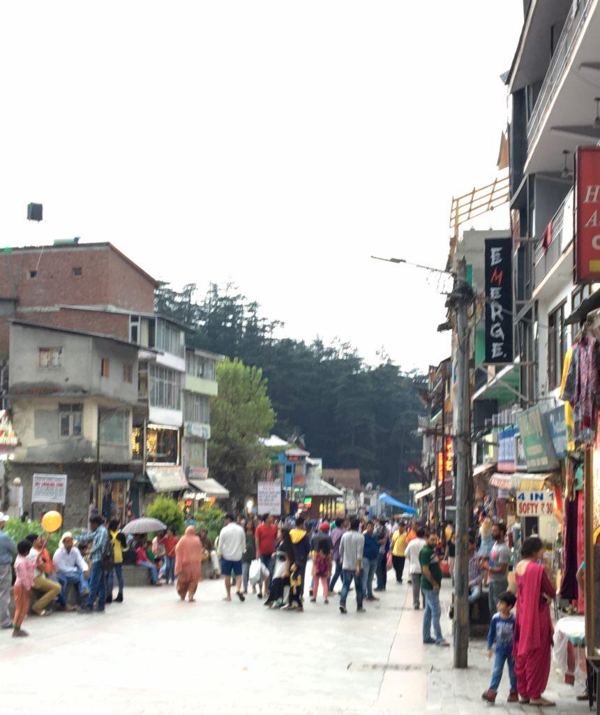 Old town Manali