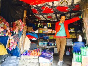 Dhaba in Triund