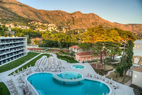 Sheraton Dubrovnik Riviera Hotel A New Gem In Southern