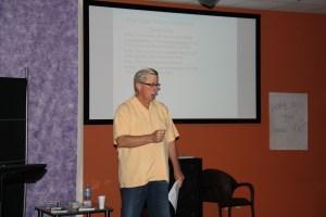 Tim Journy | The Journey Through | Public Speaking