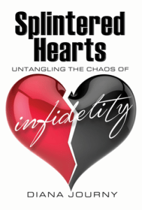 Splintered Hearts Book Opportunity | Infidelity | by Diana Journy and Contributing Authors