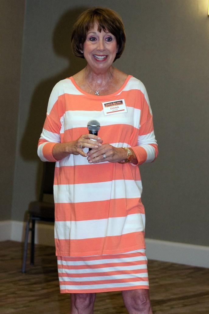 Diana Journy | Public Speaker
