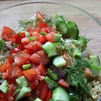 Quinoa Dill Salad