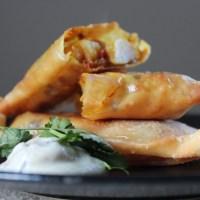 Bolanee: Savory Afghan Dumplings