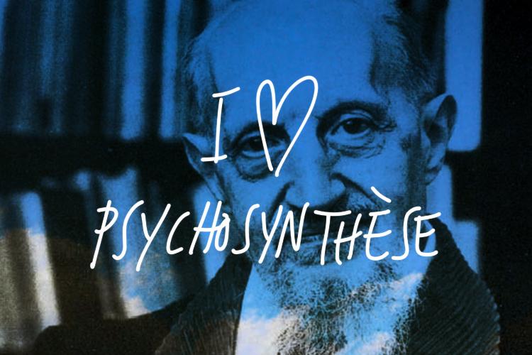 J'aime la psychosynthèse, ma formation