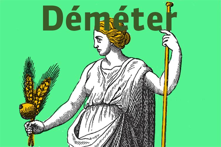 Nourrir le monde avec Déméter