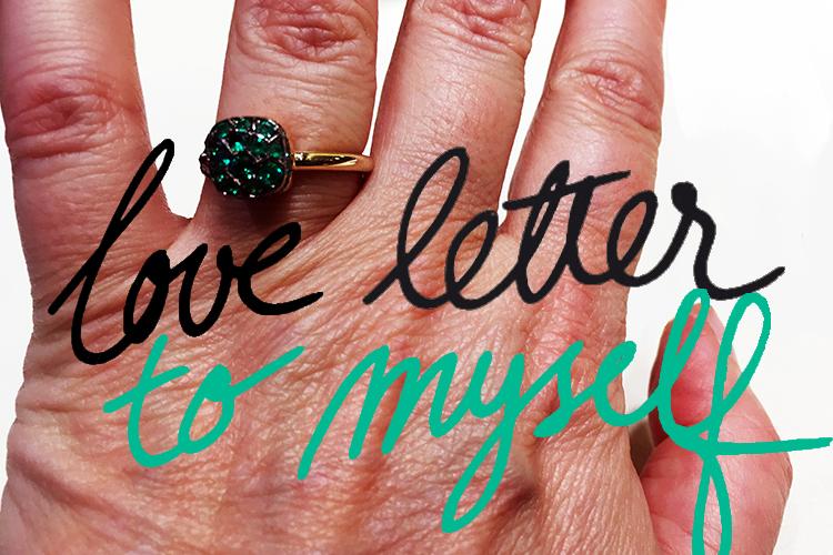 Écrivez-vous une lettre d'amour