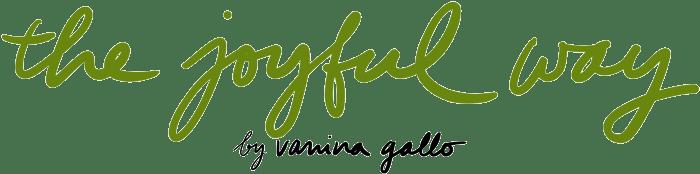 The Joyful Way by Vanina Gallo