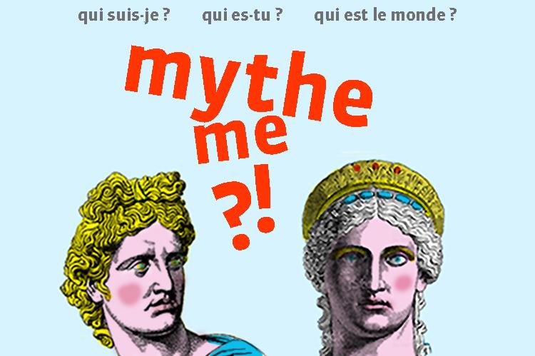 Qui suis-je ? Qui es-tu ? Qui est le monde ? MytheMe ?!