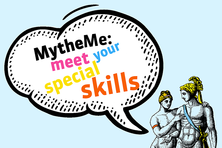 MytheMe: meet your special skills