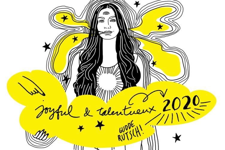 Joyeux & talentueux 2020