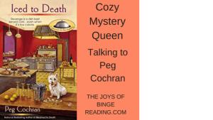 Peg Cochran Cozy Mystery Queen