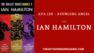 Ian Hamilton and the Ava Lee series
