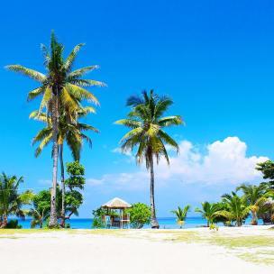 Kalanggaman Island when not crowded. Photo courtesy of Ivy Katrina Gamit.