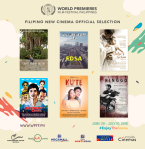 filipino new cinema official selection