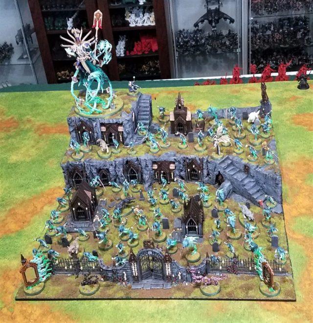 Warzone nagash army