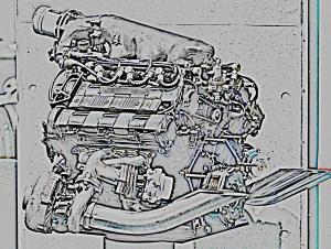 I am an engine, but who made me?