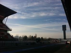 Barcelona - Circuit de Catalunya