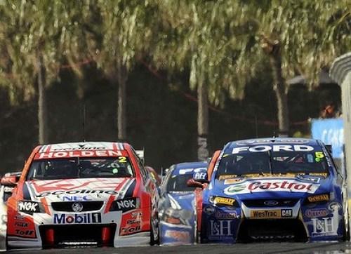Australian V8 Supercar Race