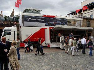 Panasonic Toyota Formula 1 Truck