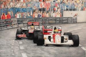 Senna_leading_Hamilton