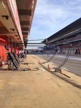 Marussia say this is a pic of their pitstop practice. Mmm.