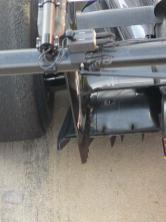 Sauber diffuser detail....
