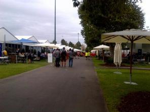 ....looks like an English country fair...
