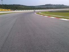 Its over 30 C out there and humid - T3 pretty open and quick