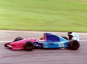 Eric van de Poele-Brabham Judd BT60B
